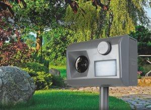 Данное устройство может одинаково эффективно работать и в огороде на даче, и во дворе многоквартирного дома