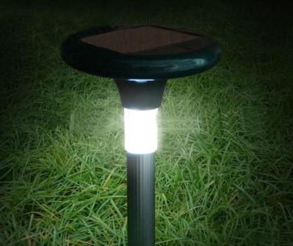 """Светодиодная подсветка  отпугивателя кротов  """"Гром-Профи LED+"""""""