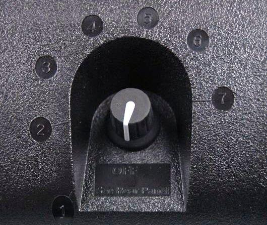 Семидиапазонный регулятор частоты ультразвука отпугивателя Weitech WK0051
