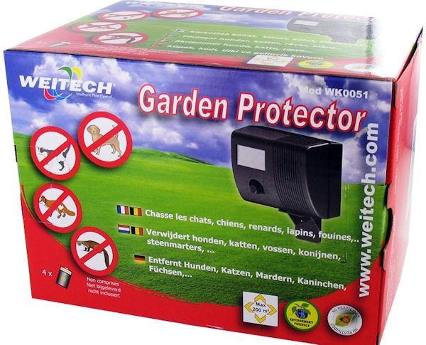 Отпугиватель животных Weitech WK0051 в упаковке
