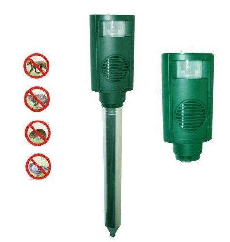 AN-B011 Ultra — эффективно отпугивает птиц и животных, используя ультразвук